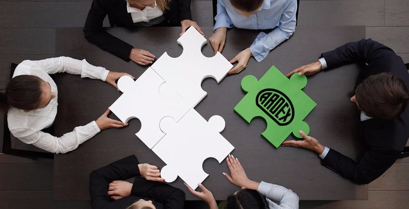 ARDEX Partnership Systems
