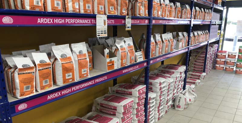 Find a Local ARDEX Stockist