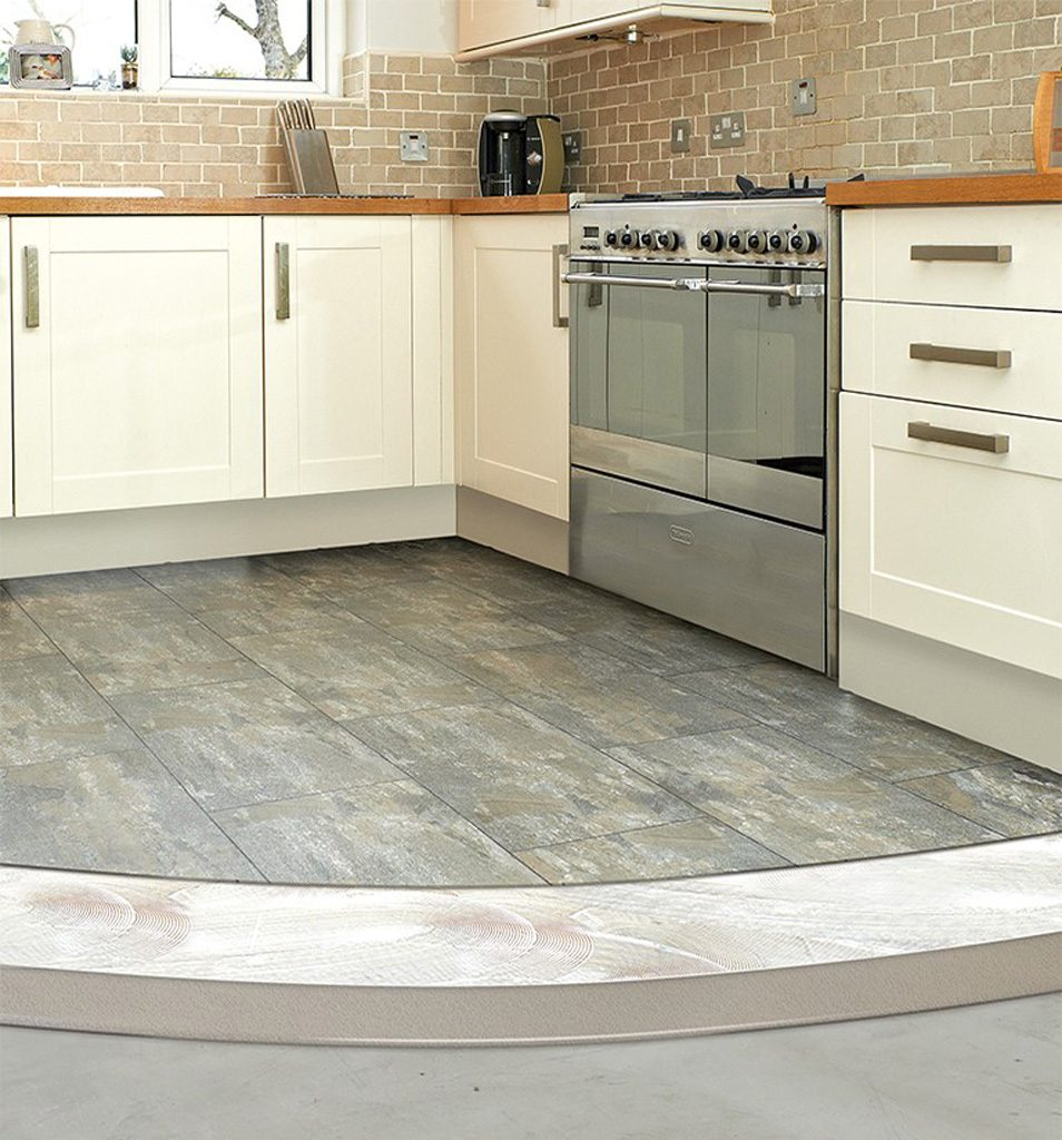 ARDEX LVT Adhesive System Build