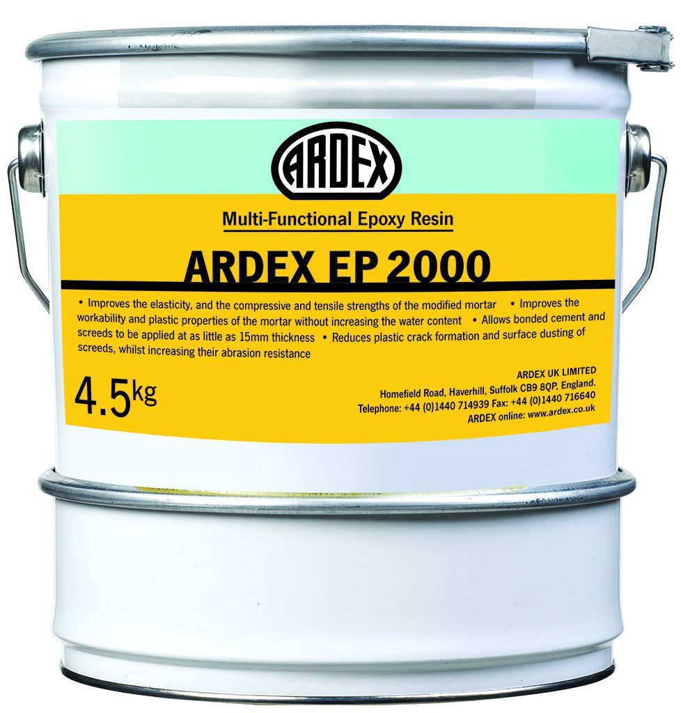 ARDEX EP 2000 Multi-Functional Epoxy Resin