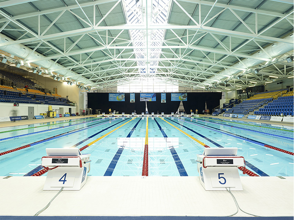 Ardex complete commonwealth games pool refurbishment in 8 - Dundee swimming pool opening times ...