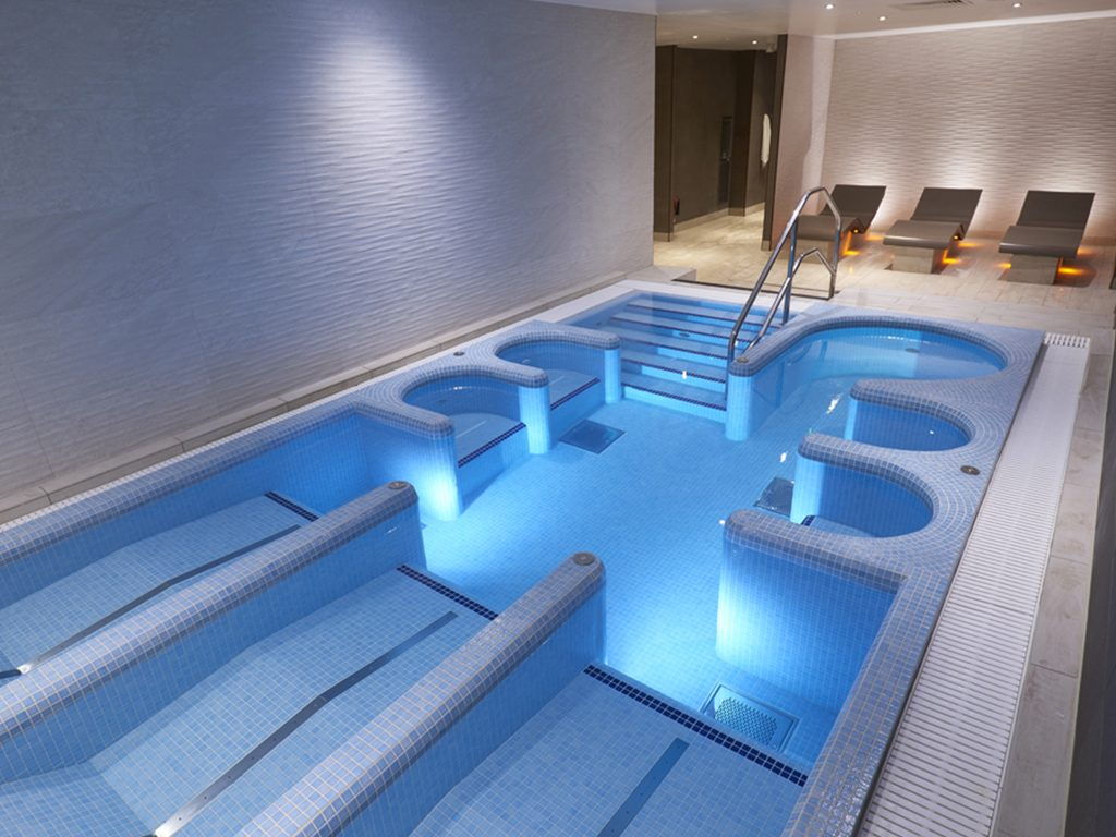 London Health Clubs With Swimming Pools