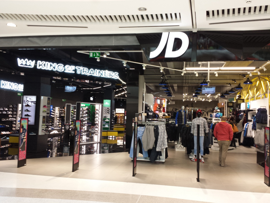 Jd Sports Braehead Glasgow Sports Outlet Required A Fast
