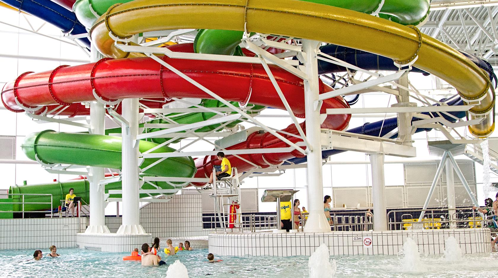 dundee 39 s new 31m olympia swimming pool is ready to make a splash old olympia centre replaced