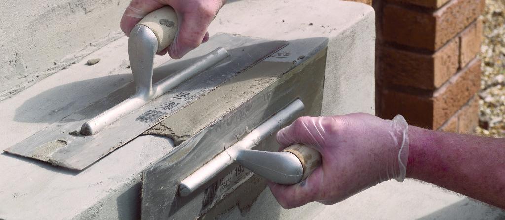 Concrete repair Mortars