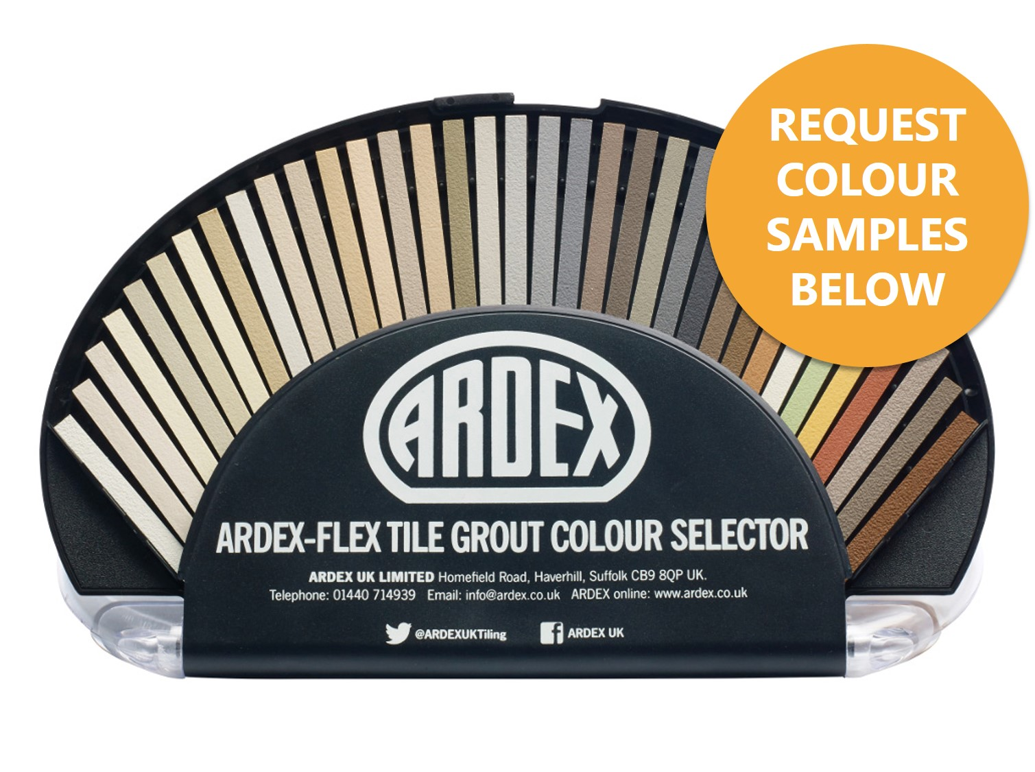 New ARDEX-FLEX FL - Flexible Rapid Setting Tile Grout TE27