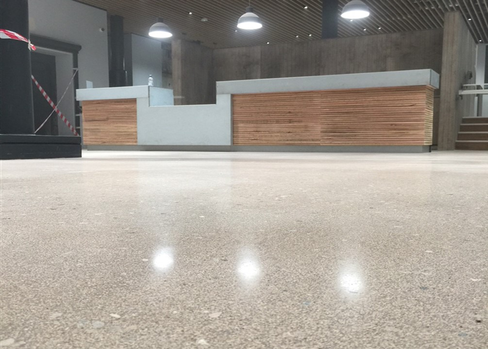 Product Concrete Flooring : Ardex pc t polished concrete floor topping with rapid