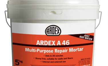 Concrete repair mortar