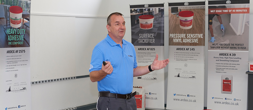 Our Courses - ARDEX UK