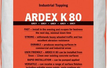 Rapid Drying Industrial Topping/Wearing Surface