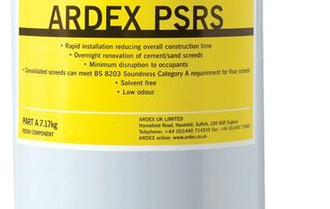 ARDEX PSRS Penetrating Screed Renovation System