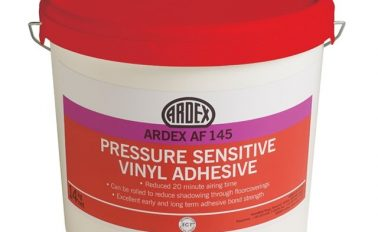 ARDEX Pressure Sensitive Vinyl Adhesive