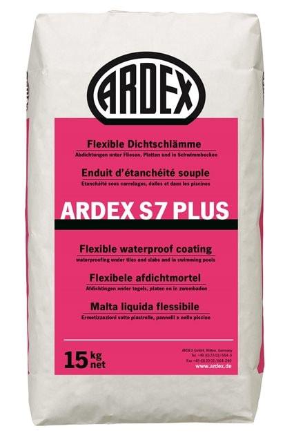Ardex s 7 plus flexible waterproof coating for swimming - Waterproof paint for swimming pools ...