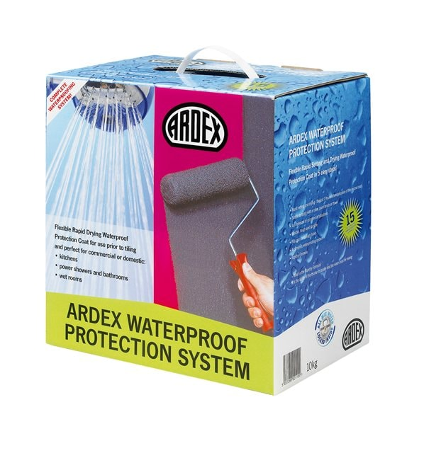ARDEX WPC Waterproof Protection System